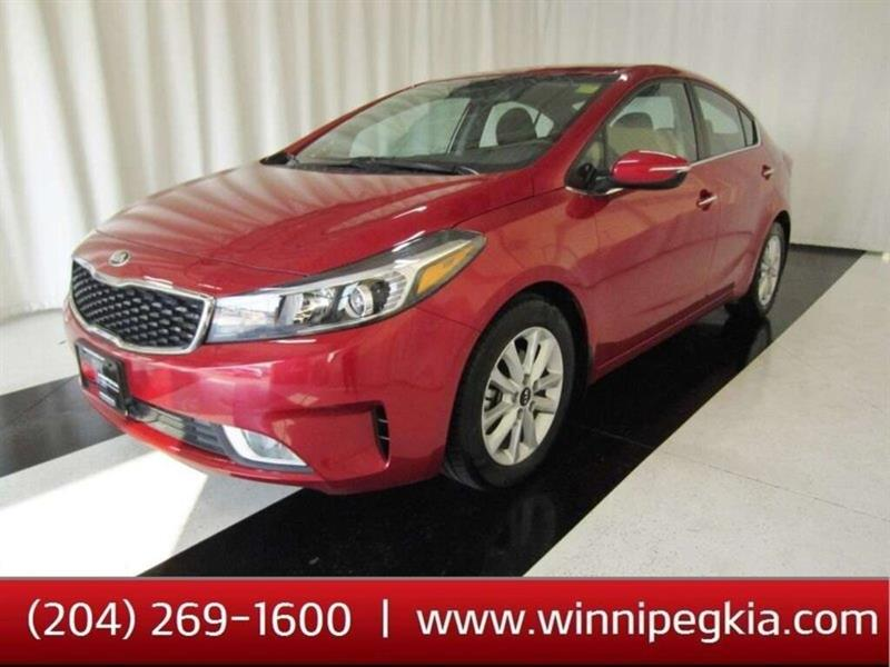 2017 Kia Forte EX AT *Always Owned In MB!* #19FR376A
