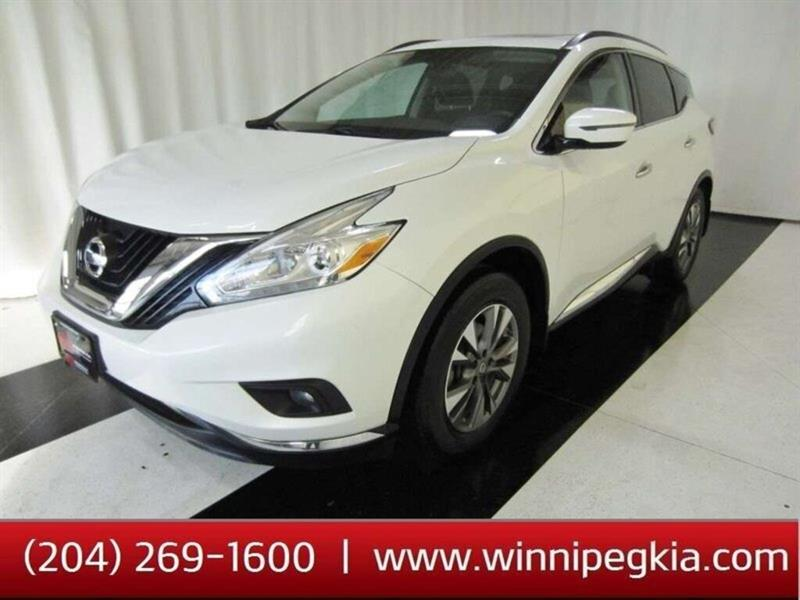 2016 Nissan Murano SV *No Accidents, Always Owned In MB!* #20SP304A