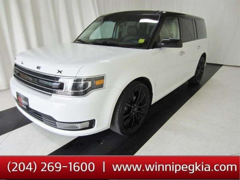 2019 Ford Flex Limited *Accident Free!* #19FF05111