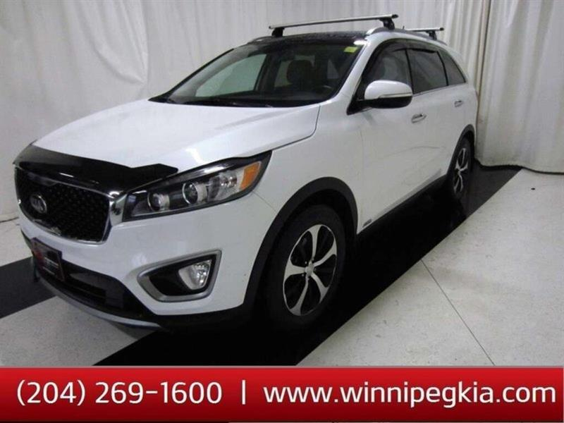 2016 Kia Sorento EX+ AWD *Seats 7! Always Owned In MB!* #19KS93974A