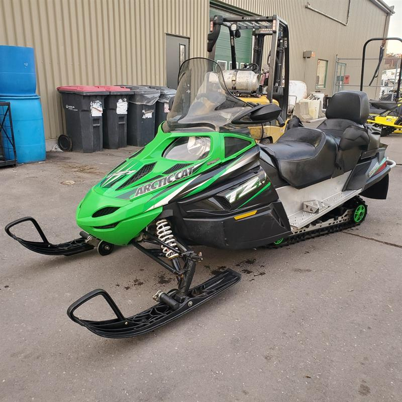 Arctic Cat TZ1 Touring 2009