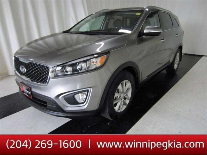 2018 Kia Sorento LX V6 *Seats 7, Push Button Start And More!* #18KS99880