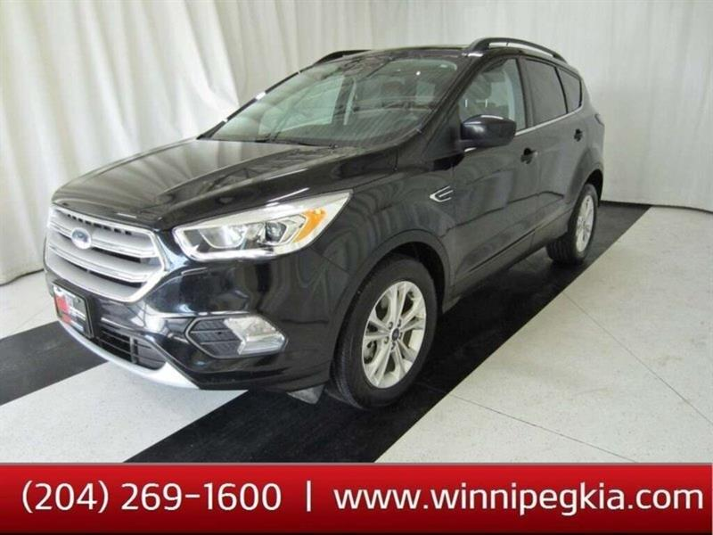 2018 Ford Escape SEL *Loaded!* #18FE12859A