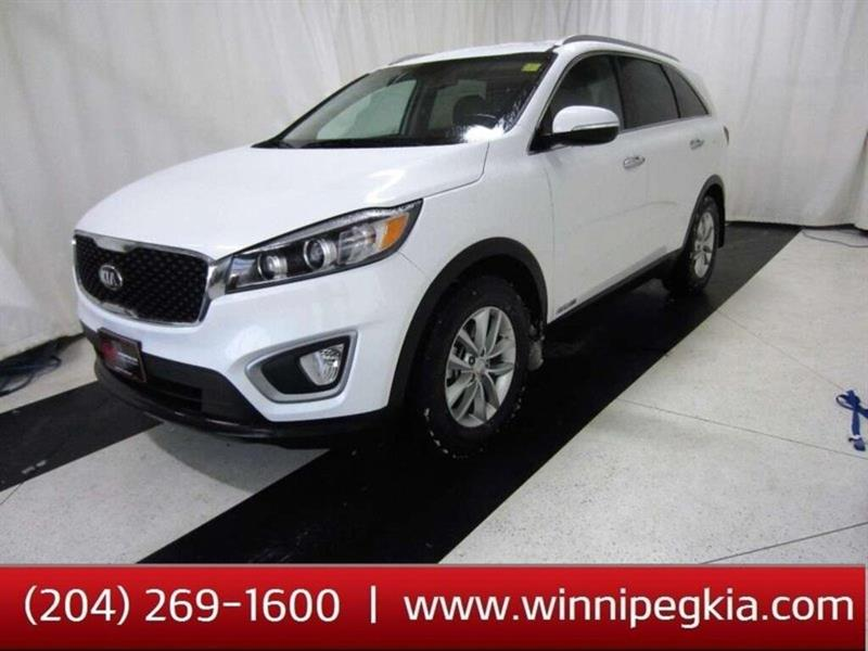 2018 Kia Sorento LX V6 *Accident Free!* #18KS11512