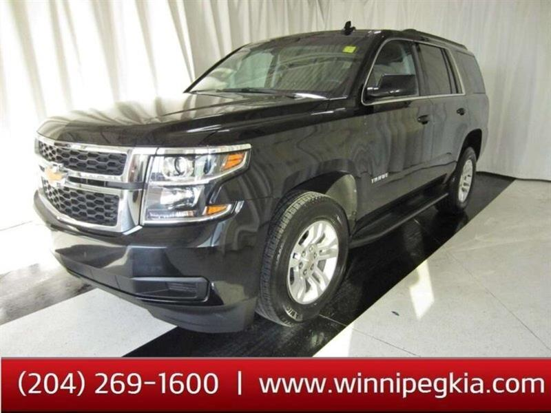 2018 Chevrolet Tahoe LS *Accident Free!* #18CT45848