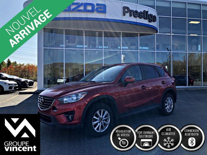 Mazda CX-5 2016 GS AWD ** GARANTIE 10 ANS ** #Z4098M