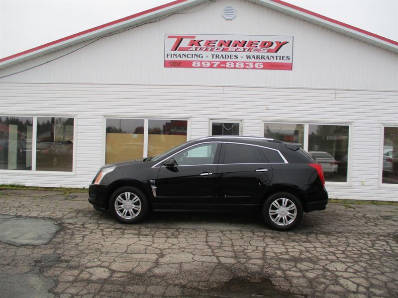2011 Cadillac SRX AWD 4dr 3.0 Luxury #652804