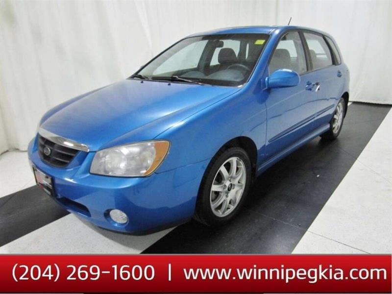 2005 Kia Spectra5 *Always Owned In Manitoba!* #19SO072A