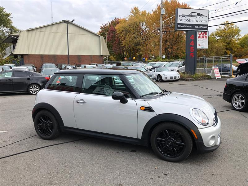 Mini Cooper Hardtop 2013 6 Vitesses-Air-Cuir-Toit-Bluetoot-Group Electrique #98930