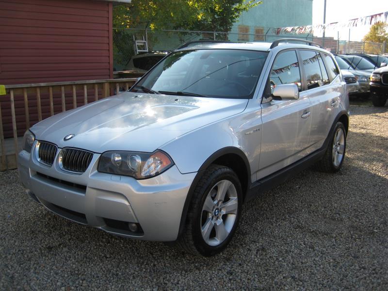 2006 BMW X3 4dr SUV AWD 3.0i #G87428