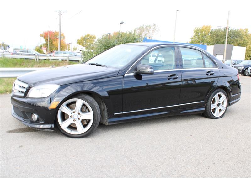 Mercedes-Benz C-Class 2010 C300 4MATIC BLUETOOTH TOIT!! #4872