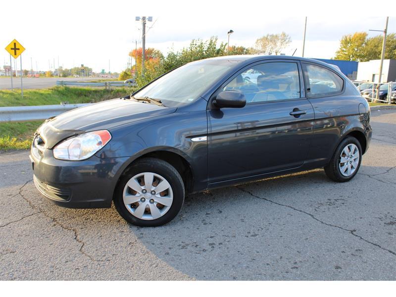 Hyundai Accent 2011 HATCHBACK TRES ECONOMIQUE!!! #3663