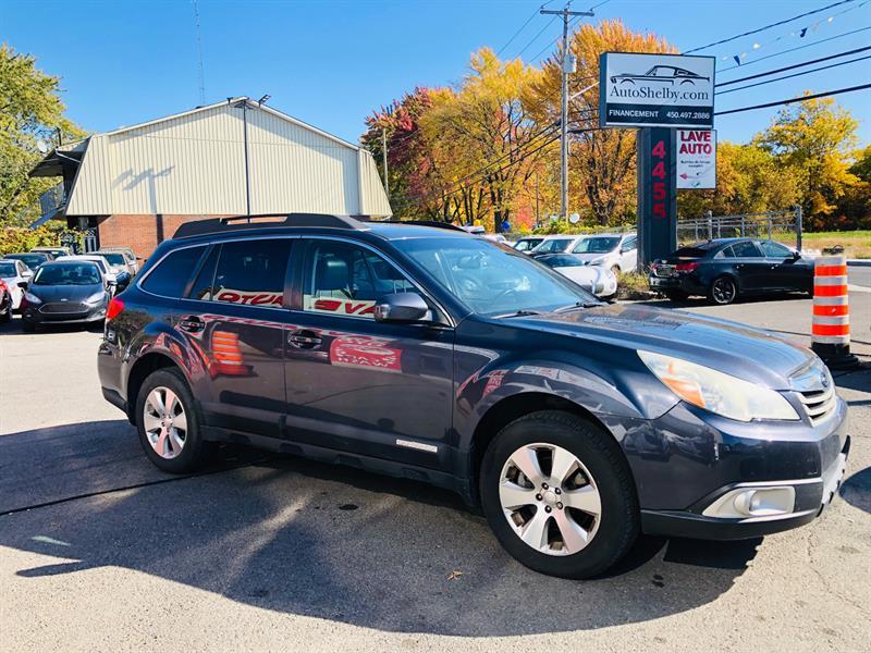 Subaru Outback 2010 3.6R-Limited Pkg-AWD-Cuir-Toit-Siéges Chauffant #98950-2