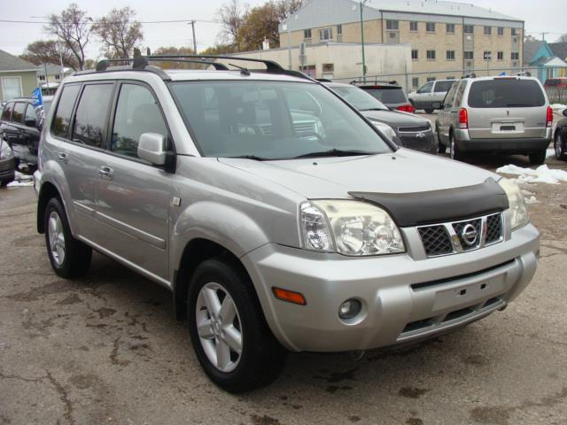2005 Nissan X-Trail S E  #1813