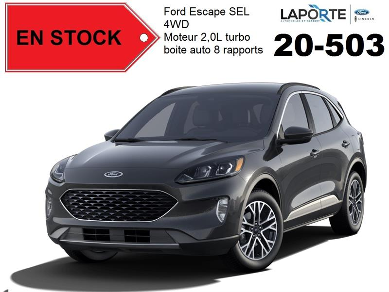 Ford Escape 2020 SEL #20503