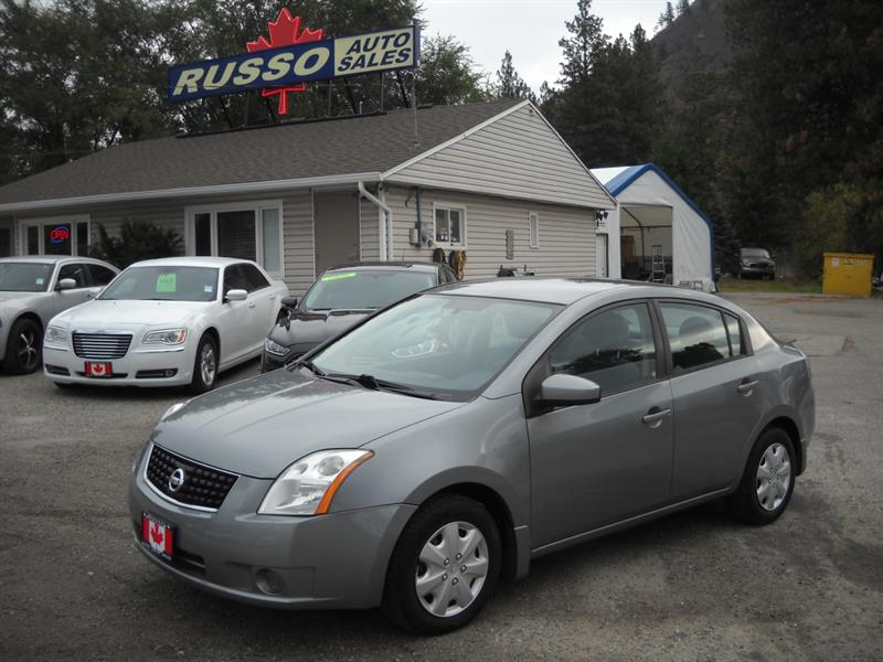 2008 Nissan Sentra ONLY 99 KMS #A8053