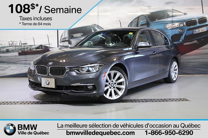 2016 BMW 328I xDrive Sedan #U5600