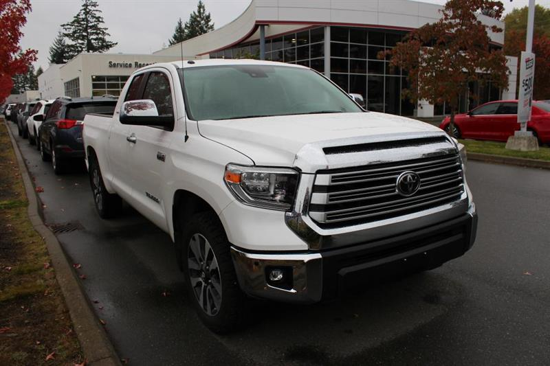 2018 Toyota Tundra 4x4 Double Cab Limited 5.7L #12731A (KEY 35)