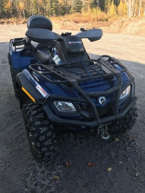 Can-am Outlander Max 800 2011