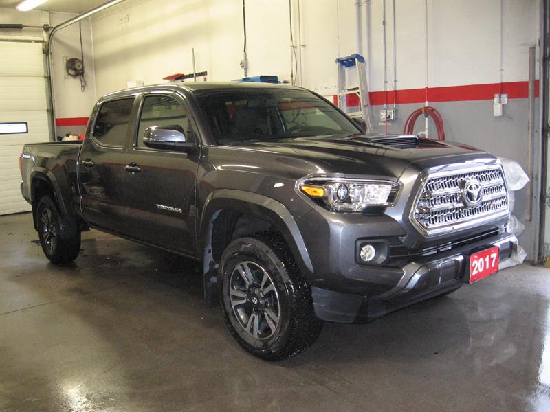 2017 Toyota Tacoma TRD Sport Upgrade V6 #1344A