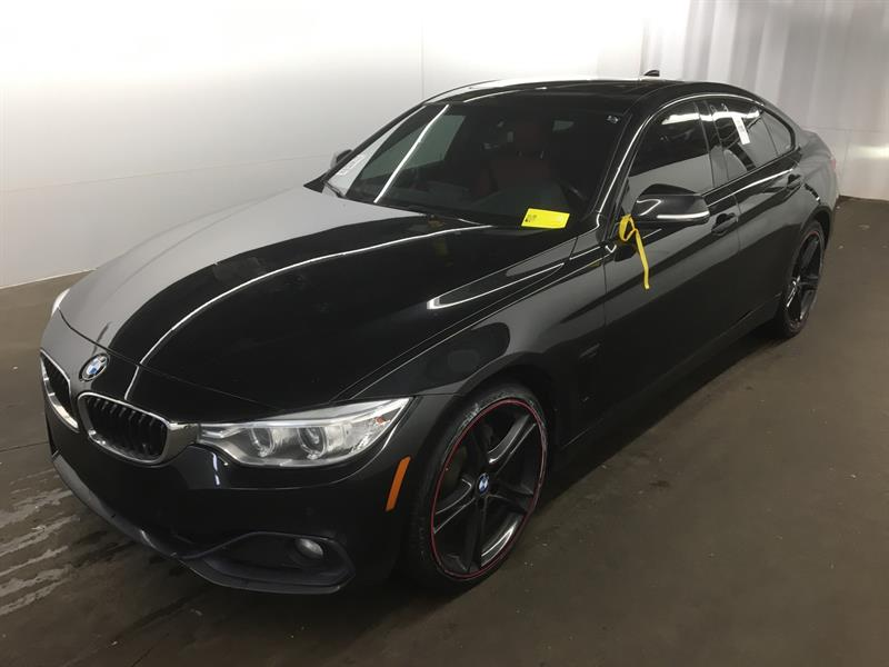 BMW 428 2016  Gran Coupe PAY WEEKLY $69 SEMAINE 428i xDrive #S2544 ***140669