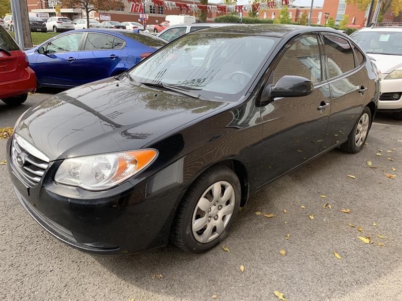 Hyundai Elantra GL 2010 VENDU VENDU!!! #KMHDU4BD6AU025763