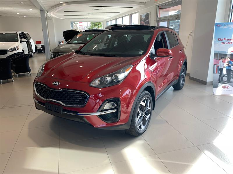2020 Kia Sportage EX #PG11625-NEW
