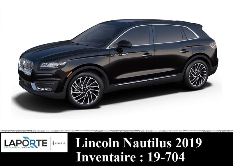 Lincoln Nautilus 2019 Reserve AWD #19-704