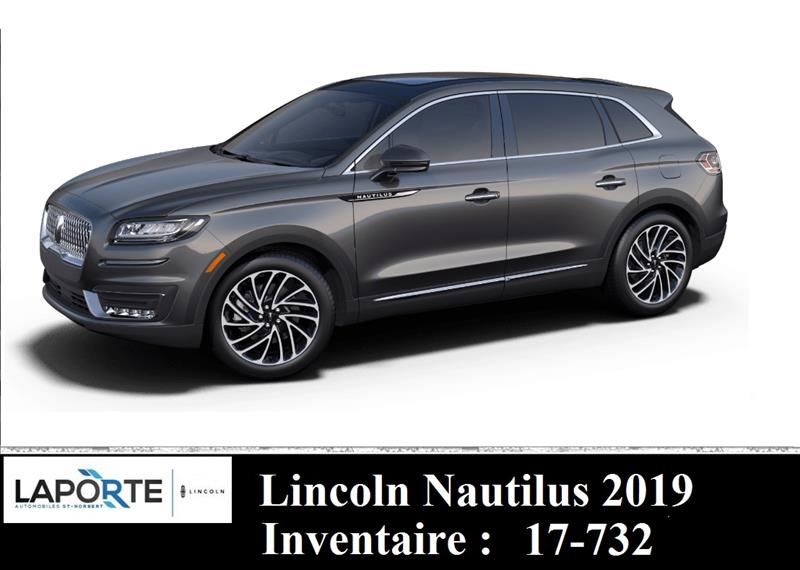 Lincoln Nautilus 2019 Reserve AWD #19-732