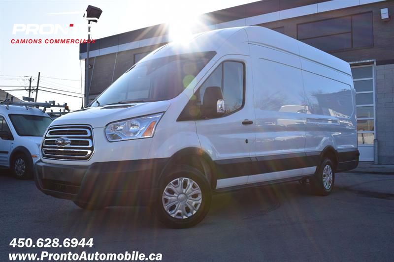 Ford Transit Van 2019 T-250 Toit haut High roof Extended ** Allongé **  #F-1123