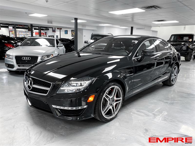 Mercedes-Benz Classe-CLS 2014 CLS 63 AMG S-Model #A115995