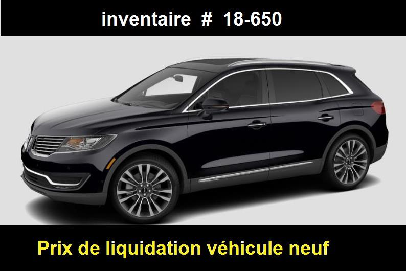 Lincoln MKX 2018 Reserve AWD #18650