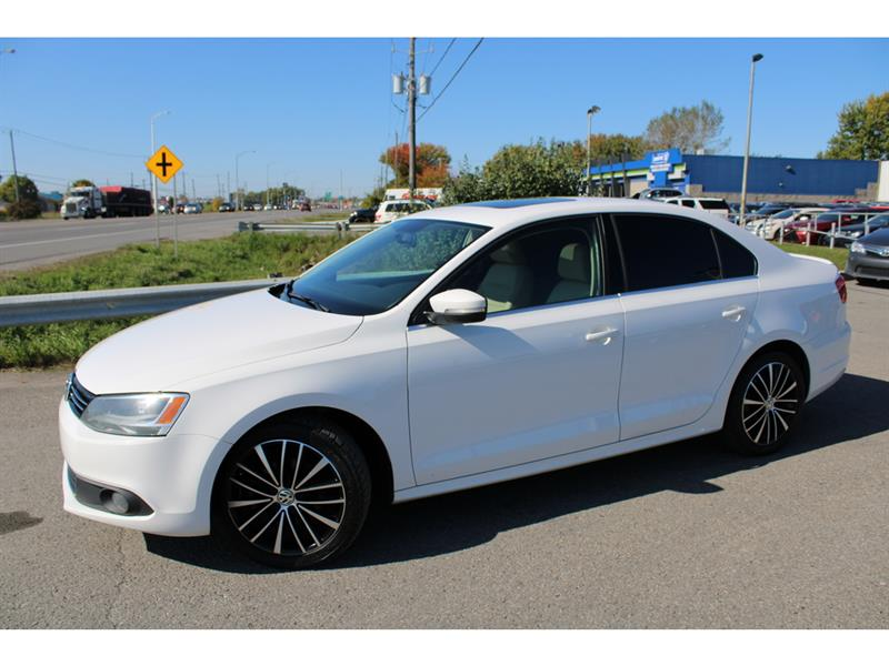 Volkswagen Jetta Sedan 2014 1.8 TSI MAN. Highline CUIR!!! #4883