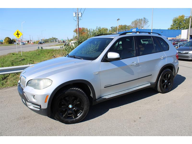 BMW X5 2009 XDRIVE DIESEL TOIT PANO!! #4884