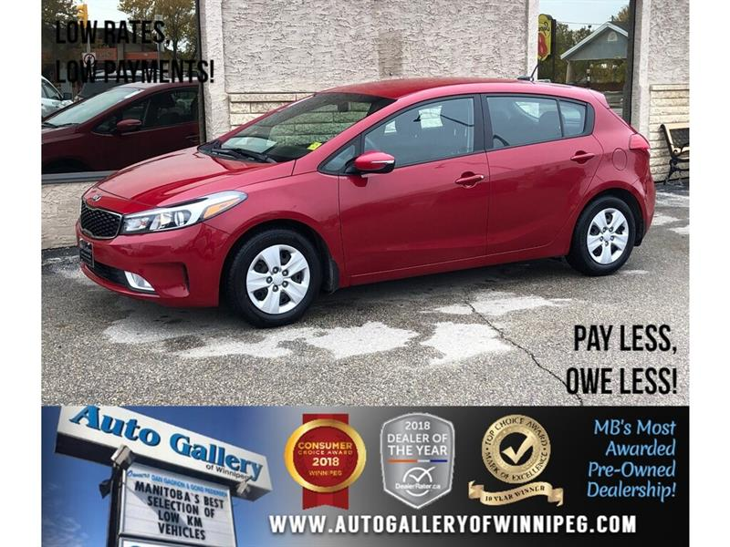 2017 Kia Forte 5-door LX+ *B.tooth/Back.Cam/Htd Seats #24122