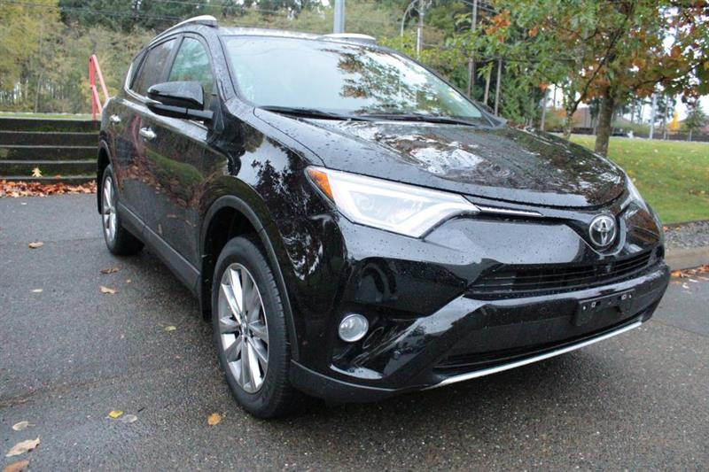 2016 Toyota RAV4 AWD Limited #P2251 (KEY 56)