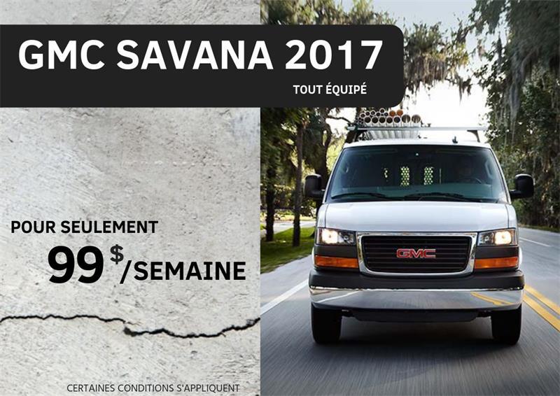 GMC Savana 2500 2017 4.8L ** Gr. Électrique ** CRUISE ** **  #F1875