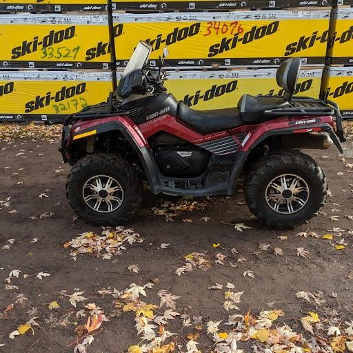 Can-am Outlander max 800 LTD 2010