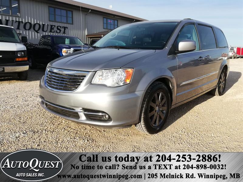 2014 Chrysler Town - Country Touring 3.6L 6cyl FWD 4dr #8142