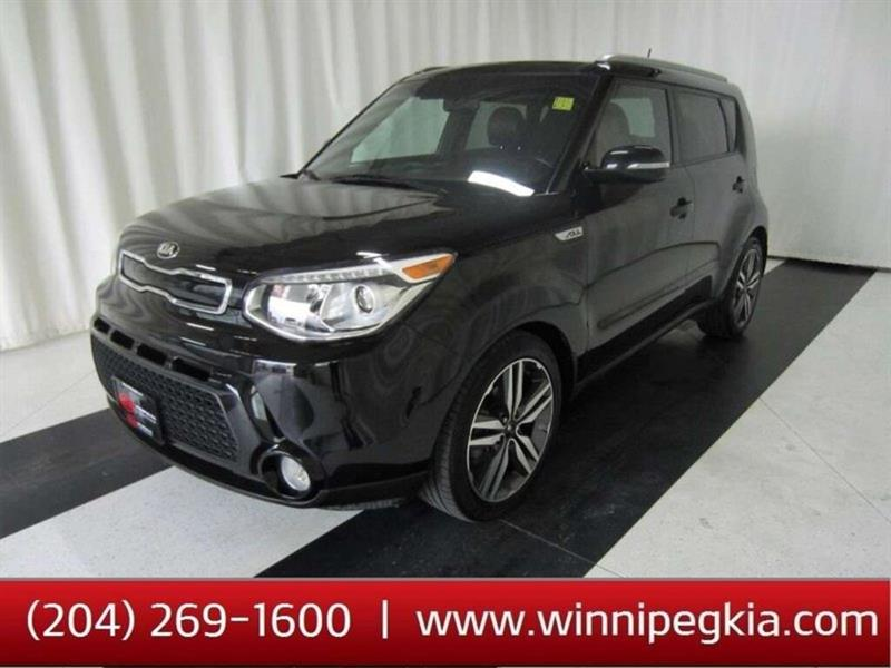 2015 Kia Soul (PS) SX AT LUXURY #15SO96327