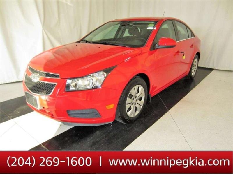 2014 Chevrolet Cruze 1LT *Always Owned In MB!* #19FR421A