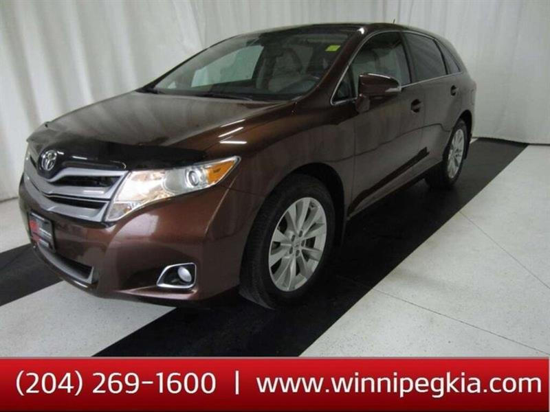 2014 Toyota Venza XLE #15TV19919A
