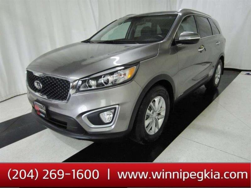 2018 Kia Sorento LX V6 *7 Seat, Accident Free!* #18KS12671