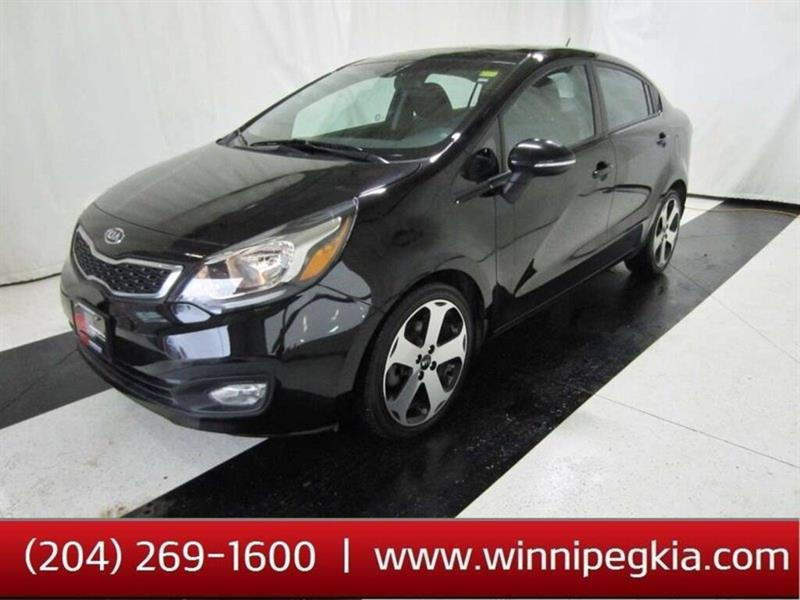 2013 Kia Rio SX *Loaded! Low KM!* #20SP491A