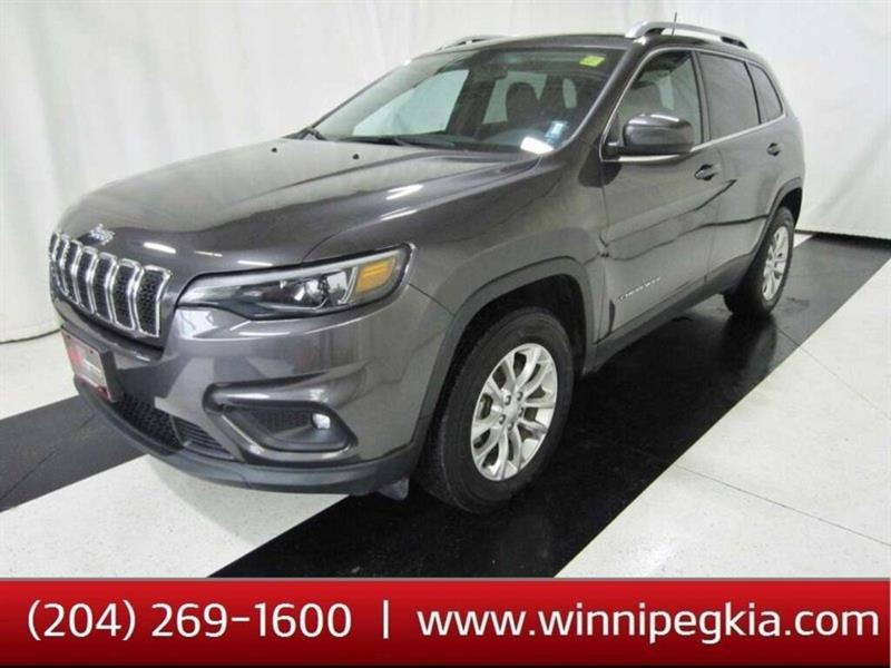 2019 Jeep Cherokee North *Accident Free!* #19JC79349