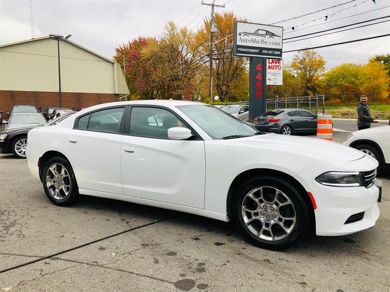Dodge Charger 2017 AWD-Air-Bluetooth-Mags-Groupe Electrique #8955