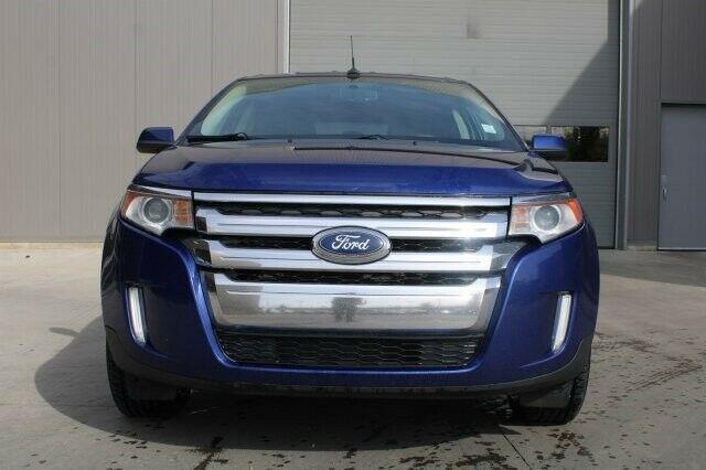 Ford EDGE 2013 SEL - CUIR - GPS - TOIT PANO - CAMERA - CUIR  #602