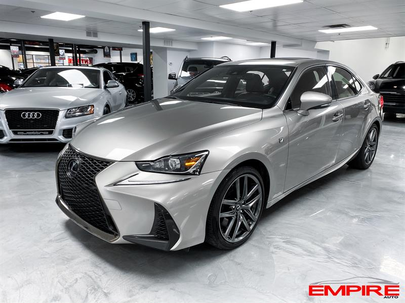 Lexus IS 300 2017 F SPORT 2  #A7378