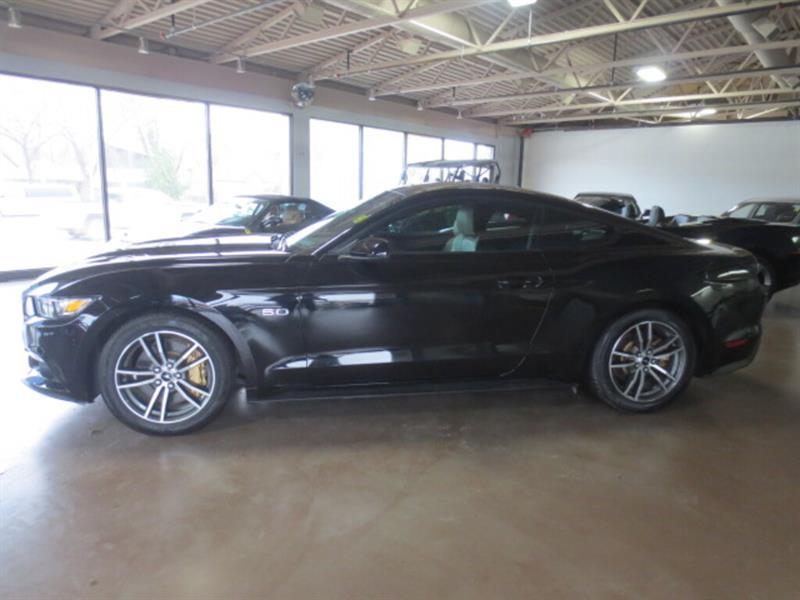 2015 Ford Mustang 2dr Fastback GT - Nav/Lthr/HTD Cooled Seats/Camera #4235