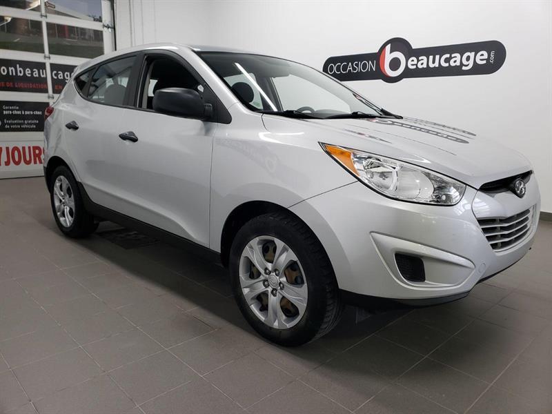 Hyundai Tucson FWD 3